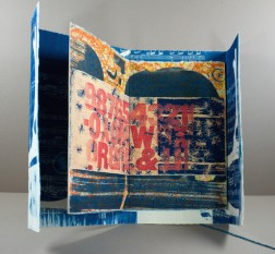 Indigo, the New Blue by Ro Calhoun