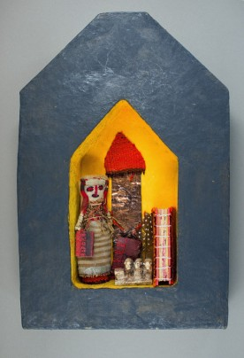 Remembering Peru I by Mary Ellen Matthews
