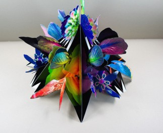 A Strange and Beautiful Flower by Freya Diamond and Victoria Rabinowe