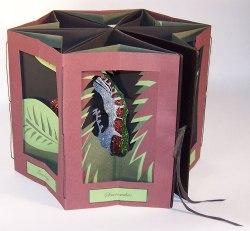 Glittersauruses by Gary Shallcross