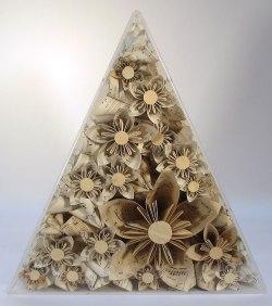Kusudama Flowers by Joy Campbell
