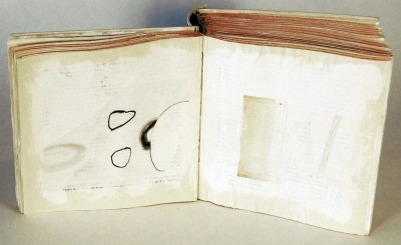 Altered Book #64 by S.C. Thayer
