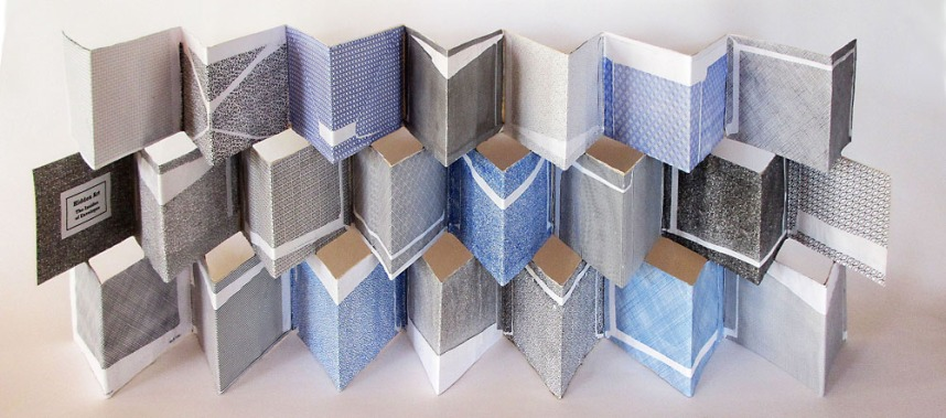 Hidden Art: The Insides of Envelopes by Will Karp