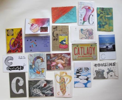 """C"" Postcards"