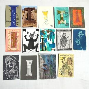 """I"" Postcards, 1 of 2"